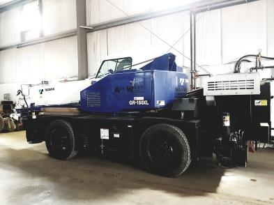 TADANO GR-150XL-Crane-Rental