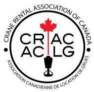 Crane Rental Association of Canada Official Logo