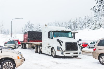 Winter Weather Hazards and Construction Projects in Alberta